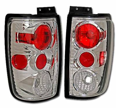 Headlights & Tail Lights - Tail Lights - Custom - Euro G2 Taillights