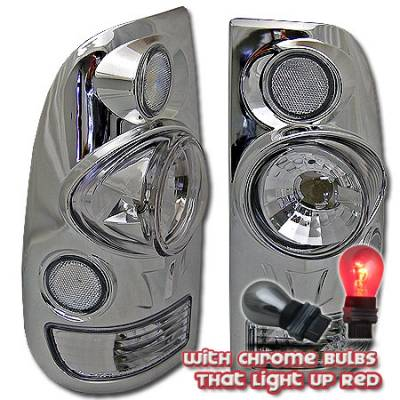 Headlights & Tail Lights - Tail Lights - Custom - All Clear Altezza Taillights