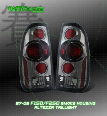 Headlights & Tail Lights - Tail Lights - Custom - Euro Smoke Taillights