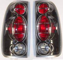 Headlights & Tail Lights - Tail Lights - Custom - Carbon Depo Taillights