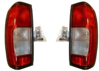 Headlights & Tail Lights - Tail Lights - Custom - Red Taillights
