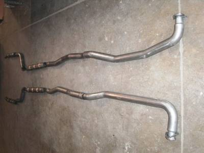 Exhaust - Custom Fit Exhaust - Stainless Works - Chevrolet Corvette Stainless Works Chambered Exhaust System - V66131SCH