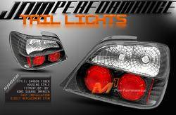 Headlights & Tail Lights - Tail Lights - Custom - JDM Carbon Altezza Taillights