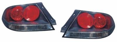 Headlights & Tail Lights - Tail Lights - Custom - Carbon Fiber Taillights