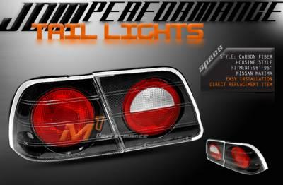 Headlights & Tail Lights - Tail Lights - Custom - Carbon Fiber Altezza Taillights