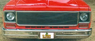 Grilles - Custom Fit Grilles - T-Rex - GMC Jimmy T-Rex Billet Grille Insert - 20005