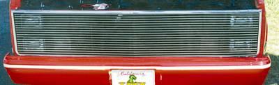 Grilles - Custom Fit Grilles - T-Rex - GMC Jimmy T-Rex Phantom Grille Billet - 20 Bars - 20010