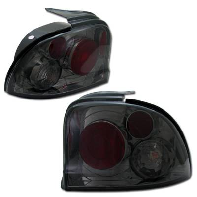 Headlights & Tail Lights - Tail Lights - Custom - JDM Smoke Taillights