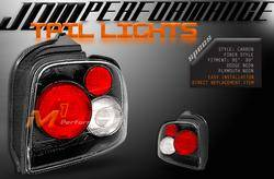 Headlights & Tail Lights - Tail Lights - Custom - JDM Carbon Taillights