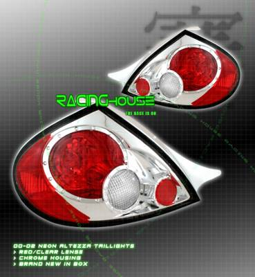 Headlights & Tail Lights - Tail Lights - Custom - Euro Clear Taillights