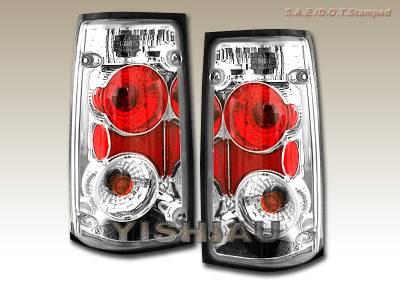 Headlights & Tail Lights - Tail Lights - Custom - Amigo Taillights