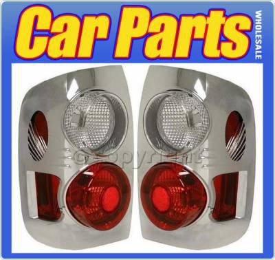 Headlights & Tail Lights - Tail Lights - Custom - Crystal Clear Taillights