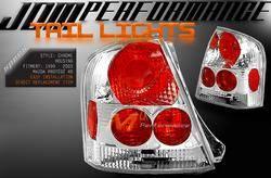 Headlights & Tail Lights - Tail Lights - Custom - Chrome Taillights