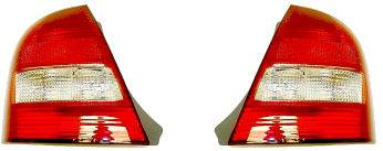 Headlights & Tail Lights - Tail Lights - Custom - Red Altezza Taillights
