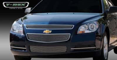 Grilles - Custom Fit Grilles - T-Rex - Chevrolet Malibu T-Rex Billet Grille Overlay - 2PC - 21168