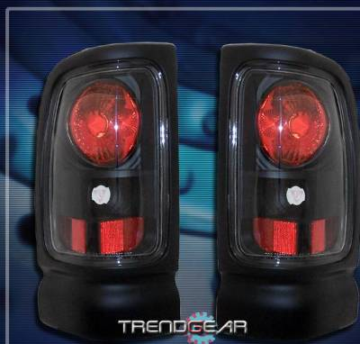Headlights & Tail Lights - Tail Lights - Custom - Black Altezza Taillights