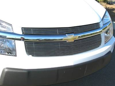 Grilles - Custom Fit Grilles - T-Rex - Chevrolet Equinox T-Rex Billet Grille Overlay - Bolt On - 2PC - 21285