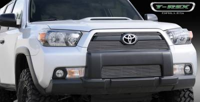 Grilles - Custom Fit Grilles - T-Rex - Toyota 4Runner T-Rex Billet Grille Overlay - Bolt On - 2PC - 21947