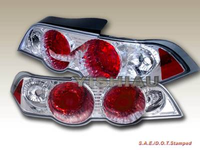 Headlights & Tail Lights - Tail Lights - Custom - Clear Altezza Taillights