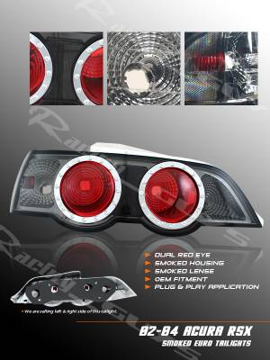 Headlights & Tail Lights - Tail Lights - Custom - JDM Smoke Altezza Taillights
