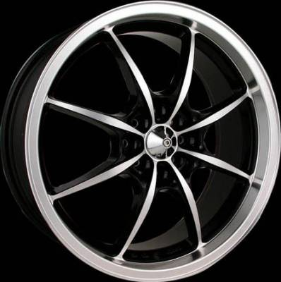 ADR - 17 Inch Flite - 4 Wheel Set