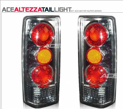 Headlights & Tail Lights - Tail Lights - Custom - Smoke Taillights