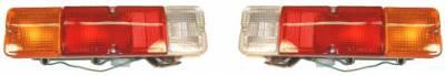 Headlights & Tail Lights - Tail Lights - Custom - Stock Taillights