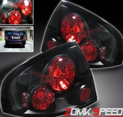Headlights & Tail Lights - Tail Lights - Custom - JDM Black  Altezza Taillights