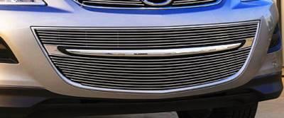 Grilles - Custom Fit Grilles - T-Rex - Mazda CX-9 T-Rex Bumper Billet Grille Insert - 4PC - 25639