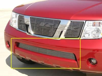 Grilles - Custom Fit Grilles - T-Rex - Nissan Pathfinder T-Rex Bumper Billet Grille - 9 Bars - 25760