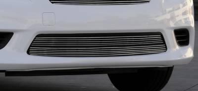 Grilles - Custom Fit Grilles - T-Rex - Nissan Versa T-Rex Bumper Billet Grille Insert - 25775