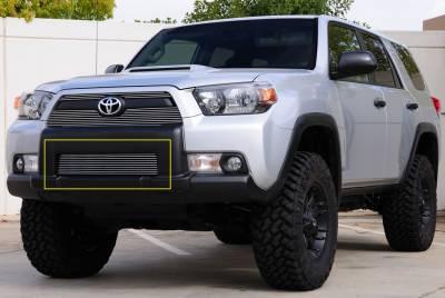 Grilles - Custom Fit Grilles - T-Rex - Toyota 4Runner T-Rex Bumper Billet Grille Insert - 25947