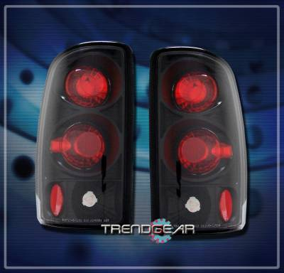 Headlights & Tail Lights - Tail Lights - Custom - Black Denali Taillights