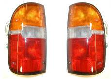 Headlights & Tail Lights - Tail Lights - Custom - Original Taillights