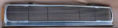 Grilles - Custom Fit Grilles - T-Rex - GMC S15 T-Rex Grille Assembly - Chrome - 50220