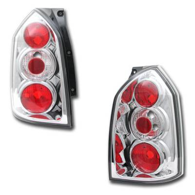 Headlights & Tail Lights - Tail Lights - Custom - JDM Chrome Altezza Taillights