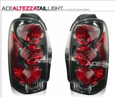 Headlights & Tail Lights - Tail Lights - Custom - Smoke Taillights