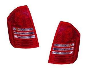Headlights & Tail Lights - Tail Lights - Custom - Hemi Facelift Taillights