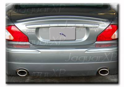Exhaust - Custom Fit Exhaust - Custom - Polished Single Exhaust Tip