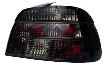 Headlights & Tail Lights - Tail Lights - Custom - E39 Smoked Tail Lights Top
