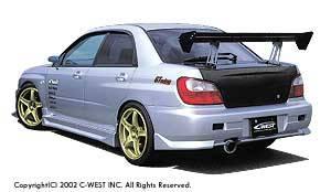 Impreza - Trunk Hatch - C-West - Super Trunk