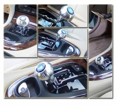 Car Interior - Pedals - Custom - Alloy Pedal Upgrade