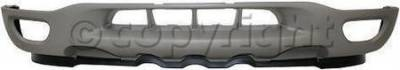 Factory Oem Auto Parts - Original OEM Bumpers - Custom - FRONT LOWER VALANCE