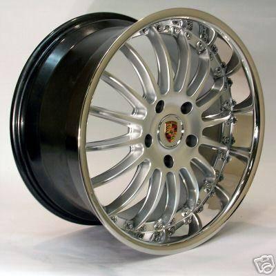 Wheels - Porsche Wheels - Custom - 19 Inch RG6 Porsche Wheels