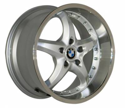 Wheels - OEM - Custom - 18 Inch Ultra Deep Dish Staggered Wheels
