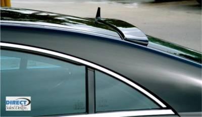 Spoilers - Custom Wing - Custom - Roof Spoiler Wing