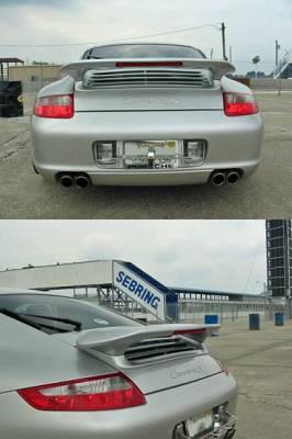 Spoilers - Custom Wing - Custom - GT Style Wing