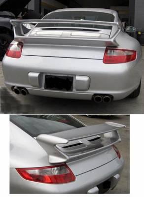 Spoilers - Custom Wing - Custom - 997 - GT3 WING