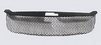 Grilles - Custom Fit Grilles - Street Scene - Ford Fusion Street Scene Main Grille - 950-76749