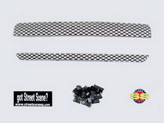 Grilles - Custom Fit Grilles - Street Scene - Nissan Xterra Street Scene OEM Lower Valance Bumper Grille - 950-77370